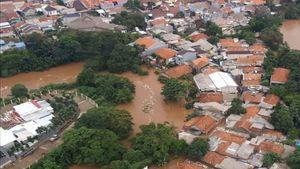 Langkah Pemerintah Pusat Atasi Banjir Menunggu Anies Bebaskan Lahan Normalisasi