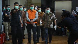 Edhy Prabowo Kena OTT KPK, Gerindra Minta Maaf ke Jokowi dan Masyarakat