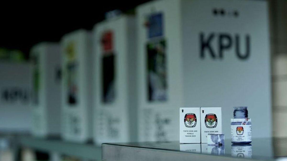 Tak Setuju Jadwal Pemilu 2024 Maju, Sekjen PKP Said Salahudin: Rugikan Parpol Non-Parlemen