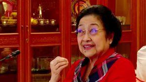 Peringatan Megawati ke Kadernya: Kalau Ingin Kedudukan Cuma  <i>Nongkrong,</i>  Enggak Ada Gunanya