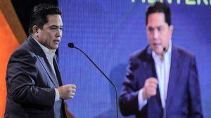 Erick Thohir Ingin 12 Anak dan Cucu BUMN Melantai di Bursa Efek Indonesia