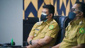 Menantu Jokowi Bobby Nasution Respons Perintah Presiden: Vaksinasi di Medan Meningkat, Isolasi COVID-19 Siap