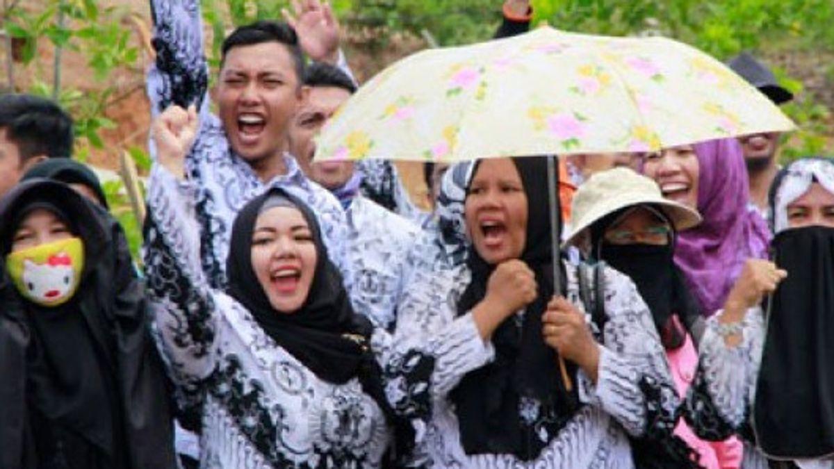 Tujuh Guru PNS di Nunukan Terancam Dipecat, Ini Penyebabnya