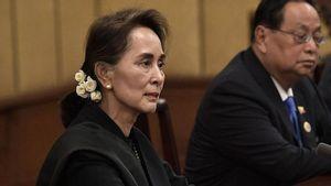 Myanmar Kembali Putus Akses Internet, Sidang Virtual Aung San Suu Kyi Ditunda