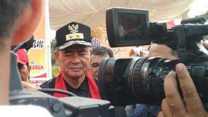 Gugatan Ditolak MK, Nasrul Abit Telepon Pemenang Pilgub Sumbar Mahyeldi