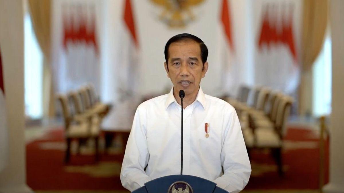 PPKM Turunkan Kasus COVID-19, Jokowi: Terima Kasih Rakyat Indonesia