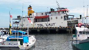 Kawal Program Tol Laut, Luhut: Perlu Sinergi Semua Pemangku Kepentingan