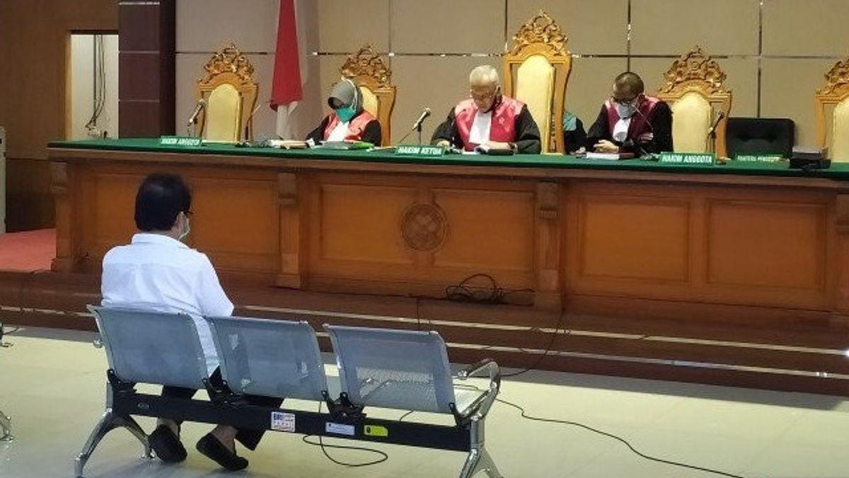 Eks Kepala Dinas Kota Bandung Herry Nurhayat Divonis 4 Tahun Penjara Terkait Korupsi RTH