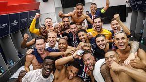 Depak Leipzig, PSG Tembus Final Liga Champions untuk Pertama Kalinya