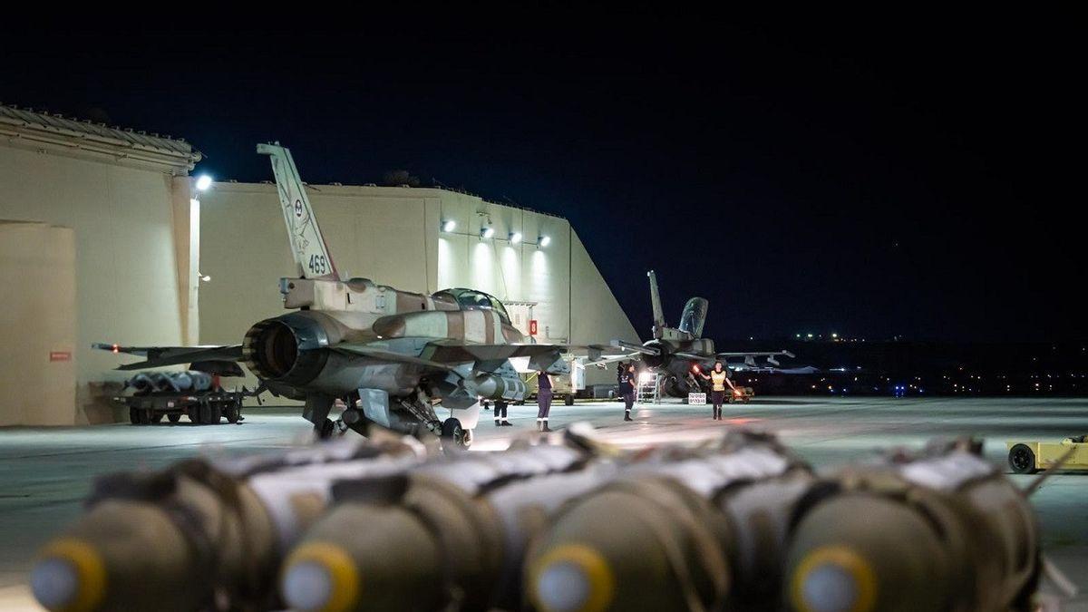 Suriah Kembali Tembak Jatuh Rudal Jet Tempur IDF, Rusia Disebut Habis Kesabaran Terhadap Israel