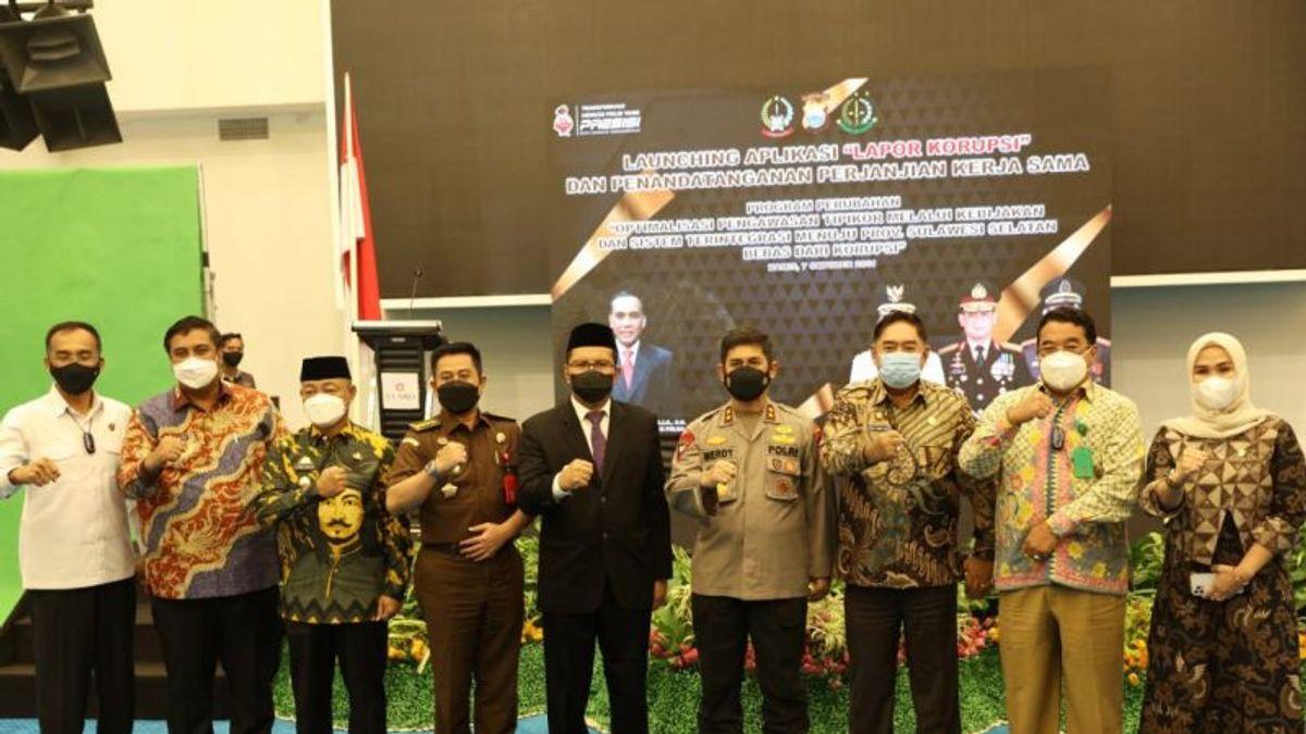 Mengerti Ada Korupsi di Makassar? Lapor Saja Lewat Program 'Lapor Korupsi' Berikut