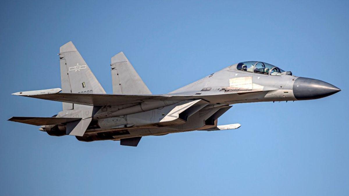 28 Pesawat Tempur China Terobos Wilayah Udaranya, Taiwan Kerahkan Jet Tempur dan Siagakan Rudal