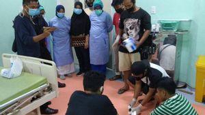 Penumpang Pesawat Surabaya-Lombok Selundupkan Sabu yang Disembunyikan dalam Perut
