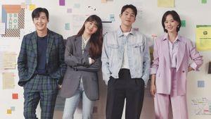 <i>Teaser</i> Baru Drama <i>Start-Up</i> Perkenalkan Karakter Utama