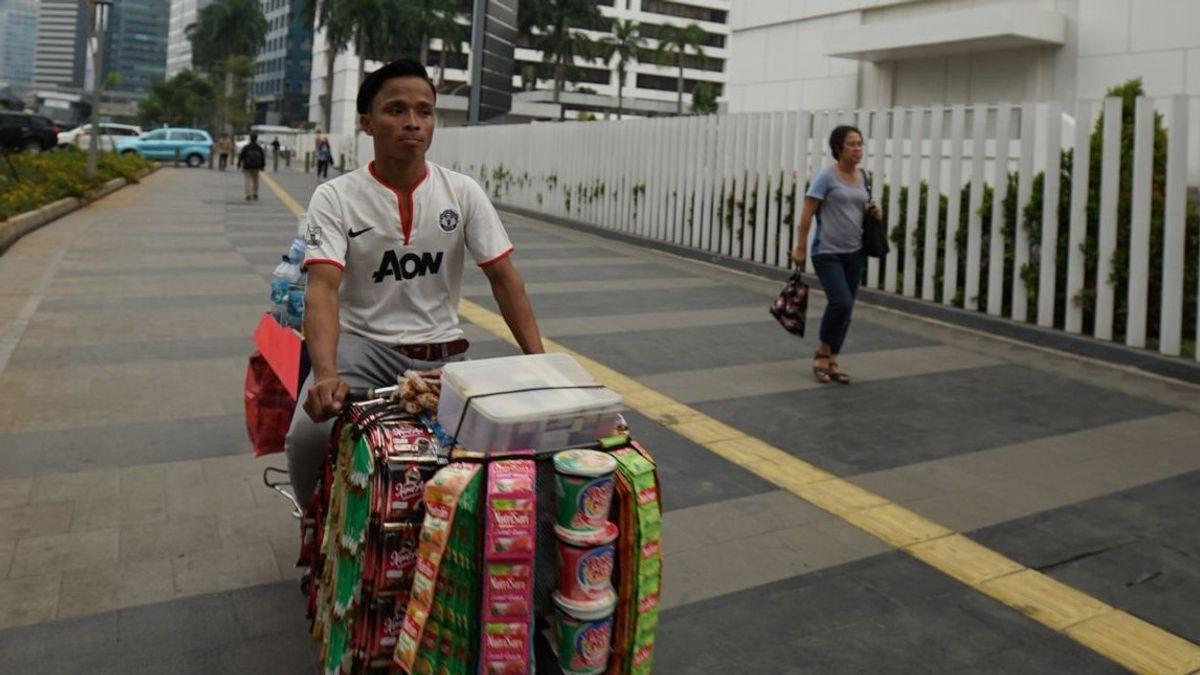DKI Will Widen Sidewalks In Kebayoran Baru, DPRD: Getting More Traffic!