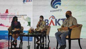Kominfo Kebut Pembangunan BTS 4G di Wilayah Tertinggal Indonesia
