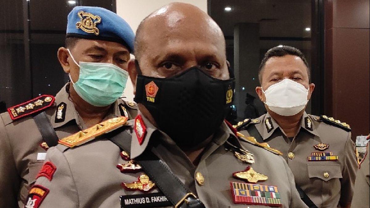 Polda Papua Kawal Penggunaan Dana PON Rp1,4 Triliun
