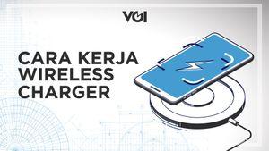 Cara Kerja <i>Wireless Charger</i>