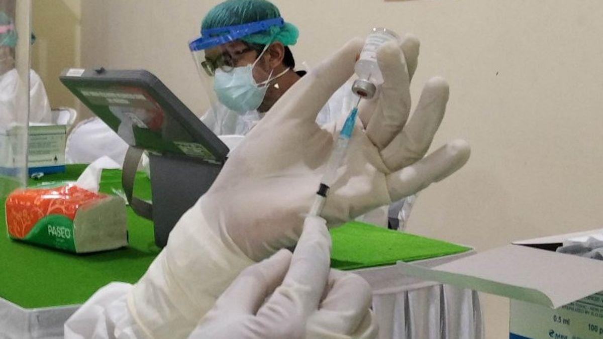 Meski 2,5 Juta Warga Belum Divaksinasi, DKI Masih Belum Terapkan Sanksi Denda
