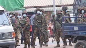 Polisi Umbar Tembakan, Dua Pengunjuk Rasa Anti Kudeta Militer Myanmar Tewas