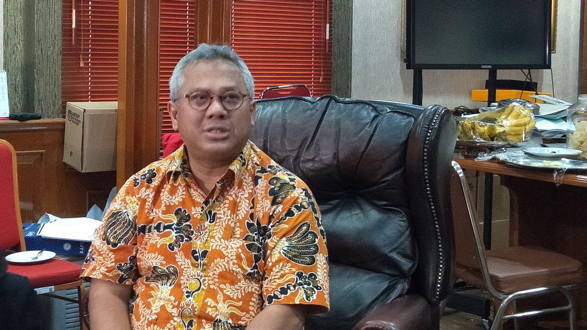 Diberhentikan dari Jabatannya, Ketua KPU Arief: Saya Tidak Pernah Melakukan Kejahatan Pemilu
