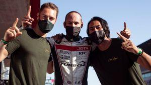 Siap Hadapi Balapan Ketahanan 24 Jam di Le Mans, Sean Gelael: Tantangan Seru tapi Tidak Mudah