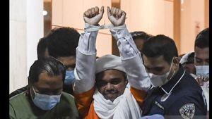 Penggunaan Pasal Berita Bohong di Kasus RS Ummi, Polri: Menutupi Rizieq Shihab Positif COVID-19