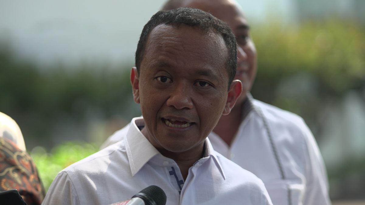 Siapa Bahlil Lahadalia, Menteri Investasi yang Disebut Jokowi Bernyali Besar dan Pernah Dipuji Jusuf Kalla
