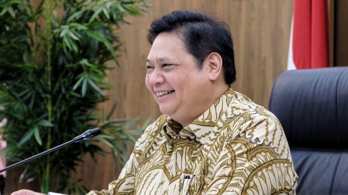 Kabar Gembira dari Airlangga untuk UMKM: Pemerintah Naikkan Plafon KUR Tanpa Jaminan Jadi Rp100 Juta