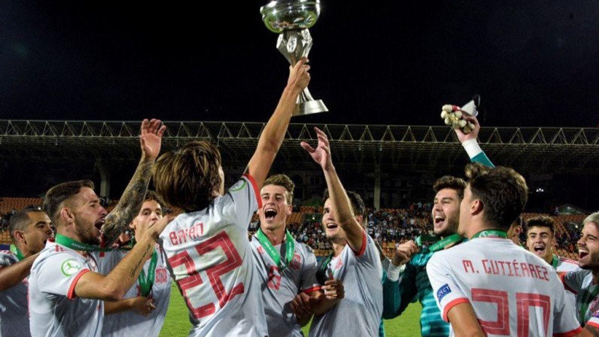 الاتحاد الأوروبي لكرة القدم يلغي بطولة الأمم الأوروبية تحت 19 عاما للرجال والسيدات