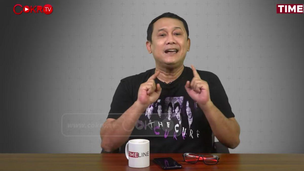 Sebut Anies Baswedan Gubernur Tak Pintar, Modal Santun <i>doang</i>, Denny: Coba Ahok, Formula E Tak Pakai APBD