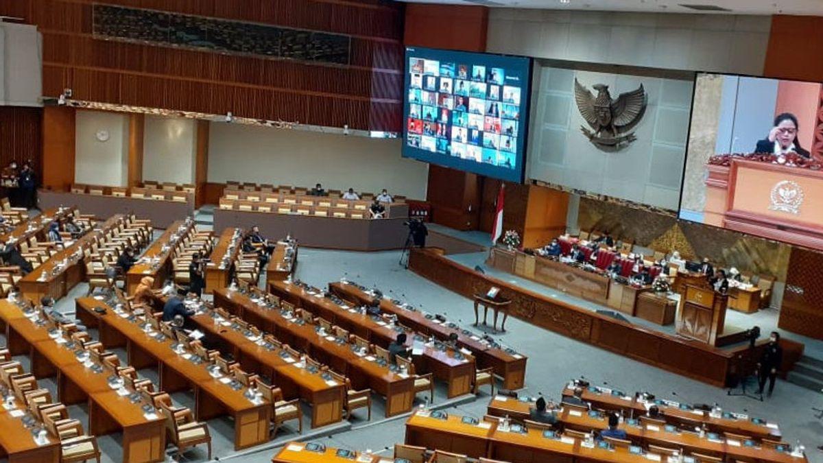 Baleg DPR Janji Hapus Pasal Kontroversial di RUU Ketahanan Keluarga