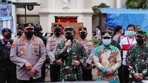 Panglima TNI akan Bangun Posko Komando Taktis Cegah Teror
