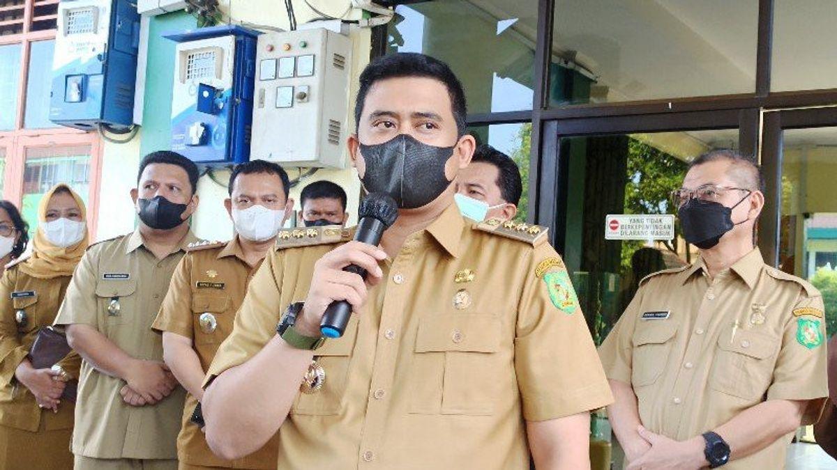 Wali Kota Medan Bobby Nasution: Jangan Ada Pungli di Jajaran Pemkot Medan, Apalagi Masalah Pendidikan