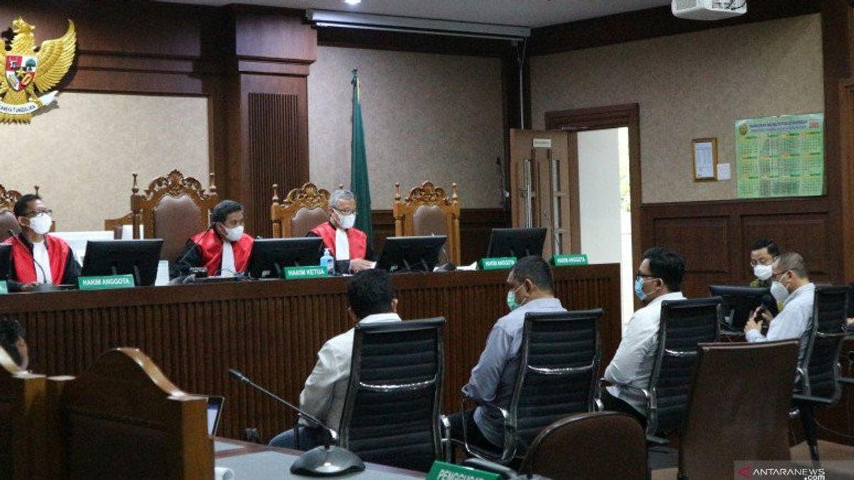 Saksi Kasus Bansos Ungkap Arahan Kemensos Gunakan Jasa PT Sritex di Pengadaan </i>Goodie Bag</i>